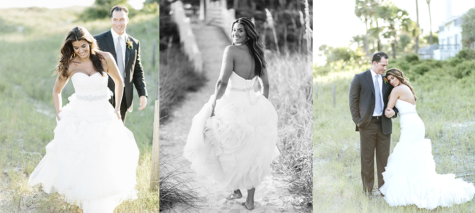 wedding photos at sonesta resort hilton head island