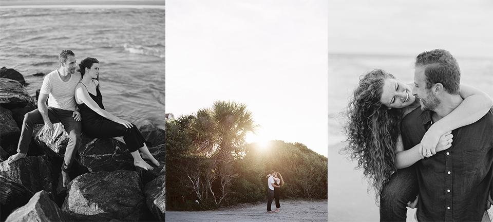 engagement photos on hilton head island