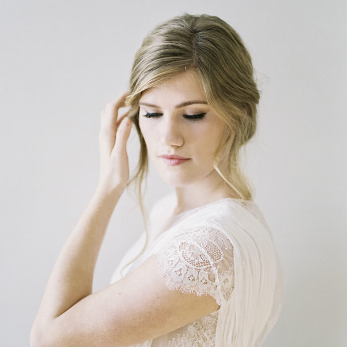 Hair + Makeup Ideas for the Fine Art Bride | Savannah Wedding Photographer
