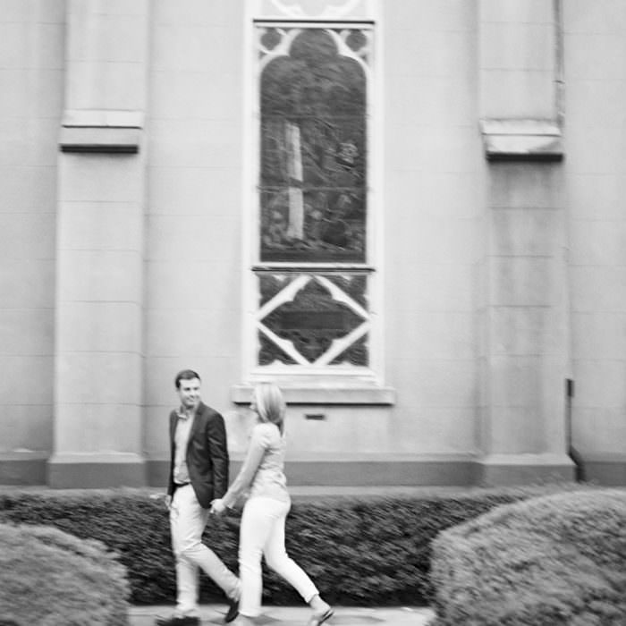 John + Elizabeth | Savannah Engagement Photographer