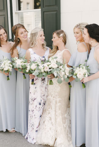 A Downtown Savannah Wedding