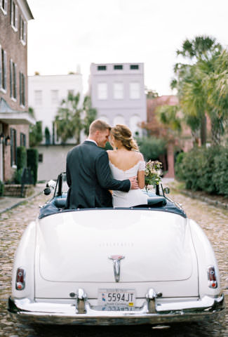 Amelia & Shutter | Cannon Green Wedding | Charleston Film Wedding Photographer